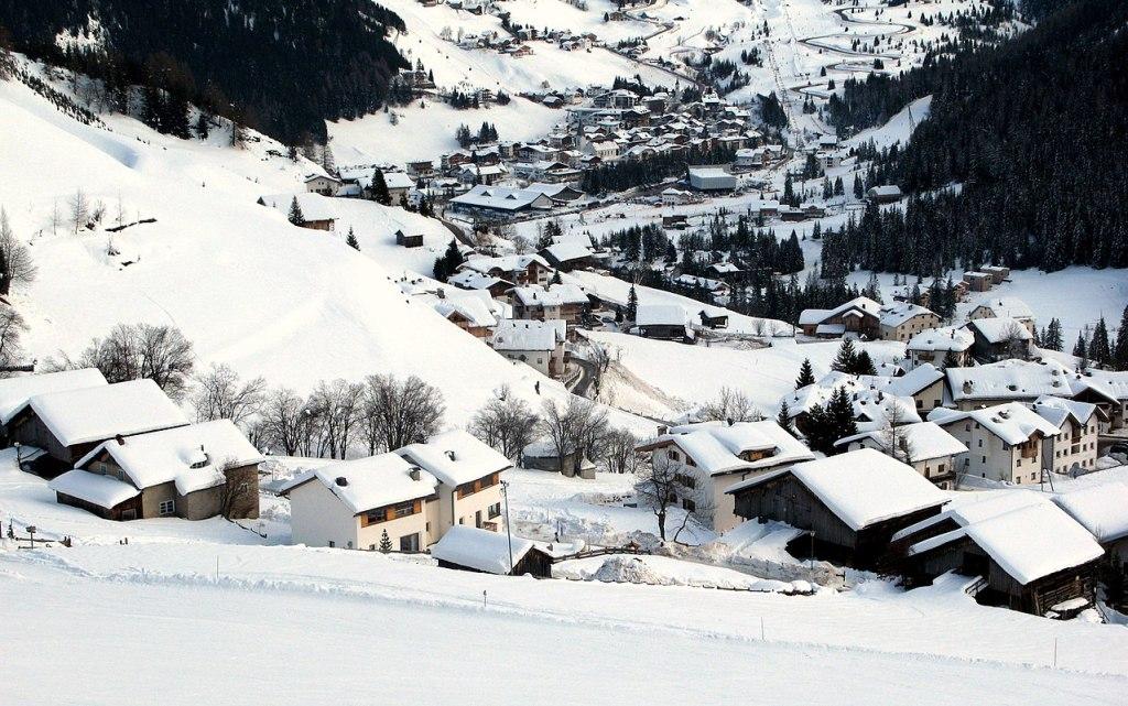 Alta Badia, station de sports d'hiver en Italie