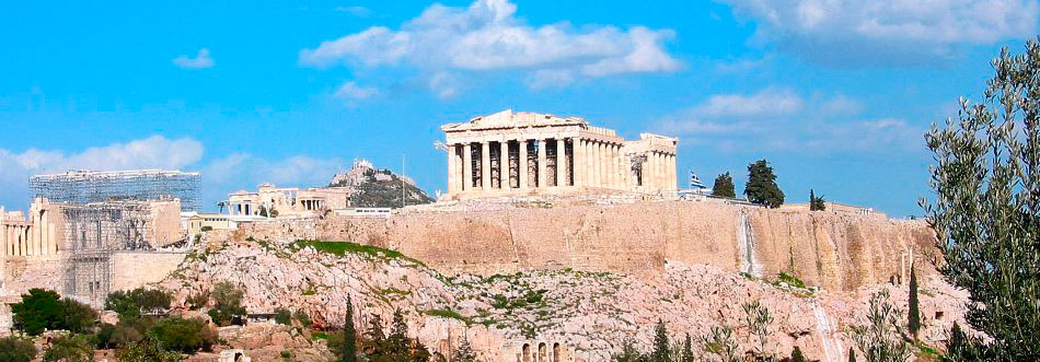 Athènes en Famille