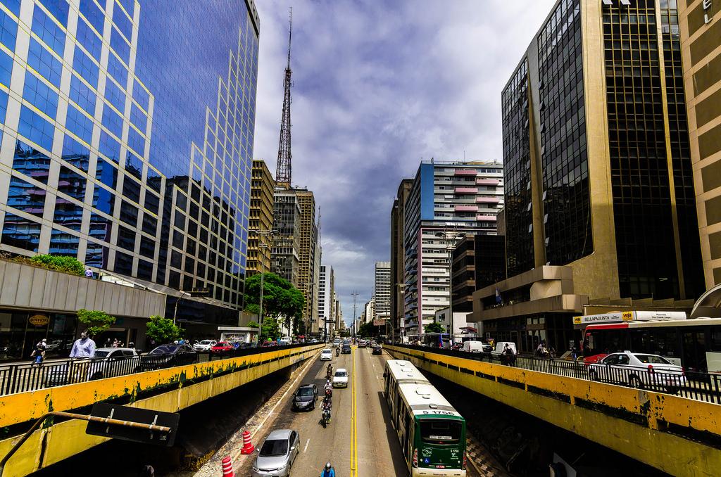 Avenue Paulista, Sao Paulo