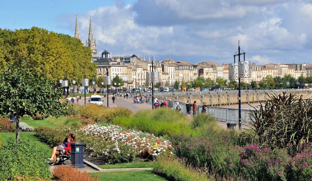 Bordeaux vue