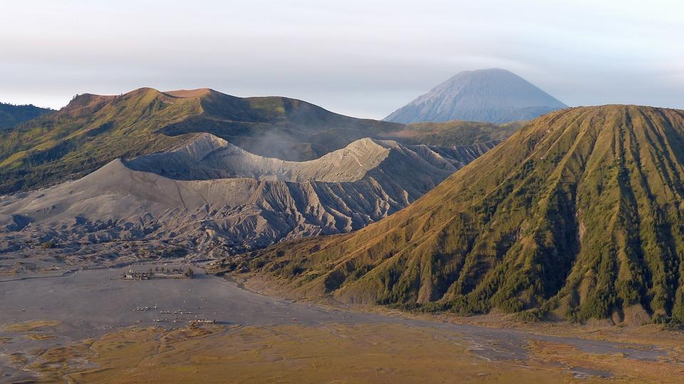 Bromo Indonesie volcan