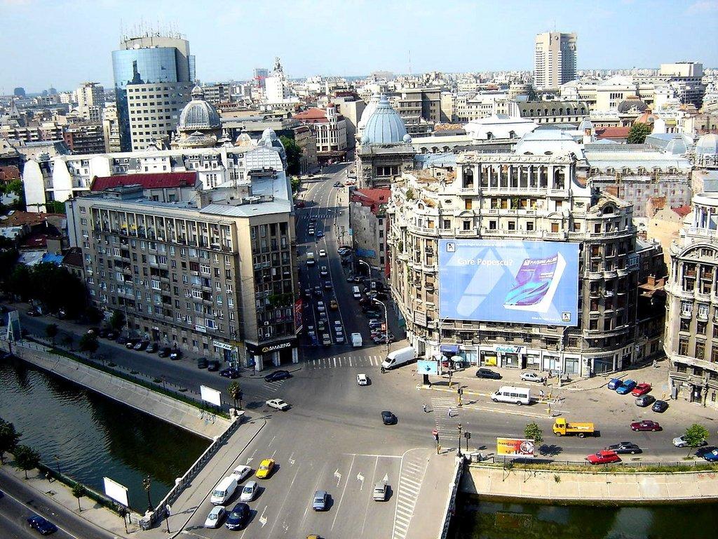 Calea Victoriei, Bucarest, Roumanie