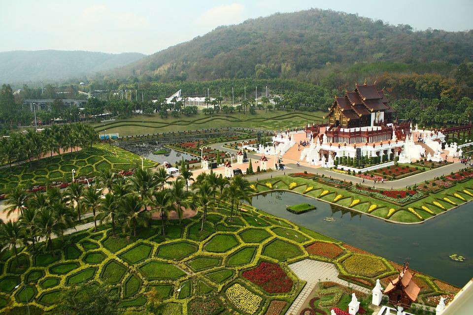 Chiang Mai vue