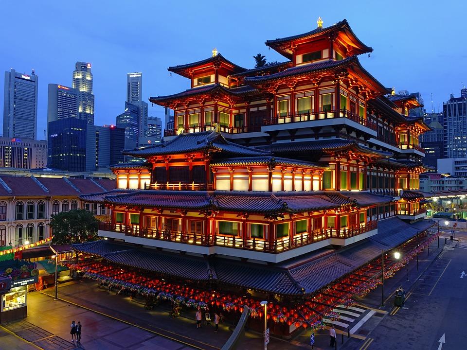 China Town Singapour