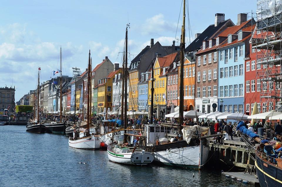 Copenhague rive