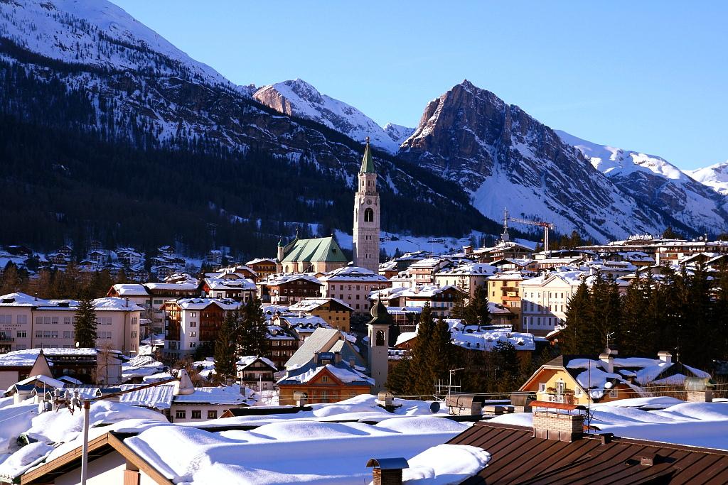 Cortina d'Ampezzo, Italie