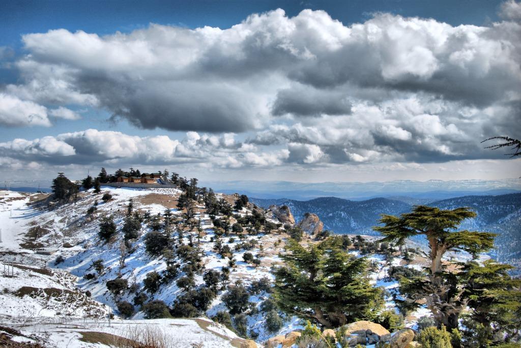 Djebel Chélia, Algérie