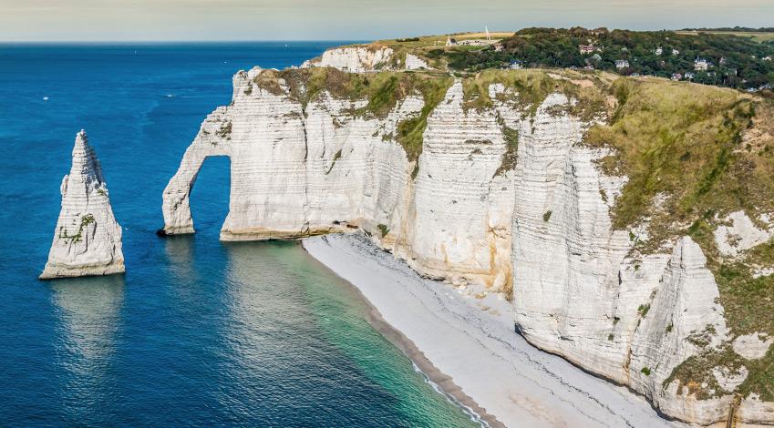 France-Normandie-Cote-dAlbatre-Falaises-de-Craie-Etretat
