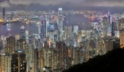 Hong Kong Panorama nuit