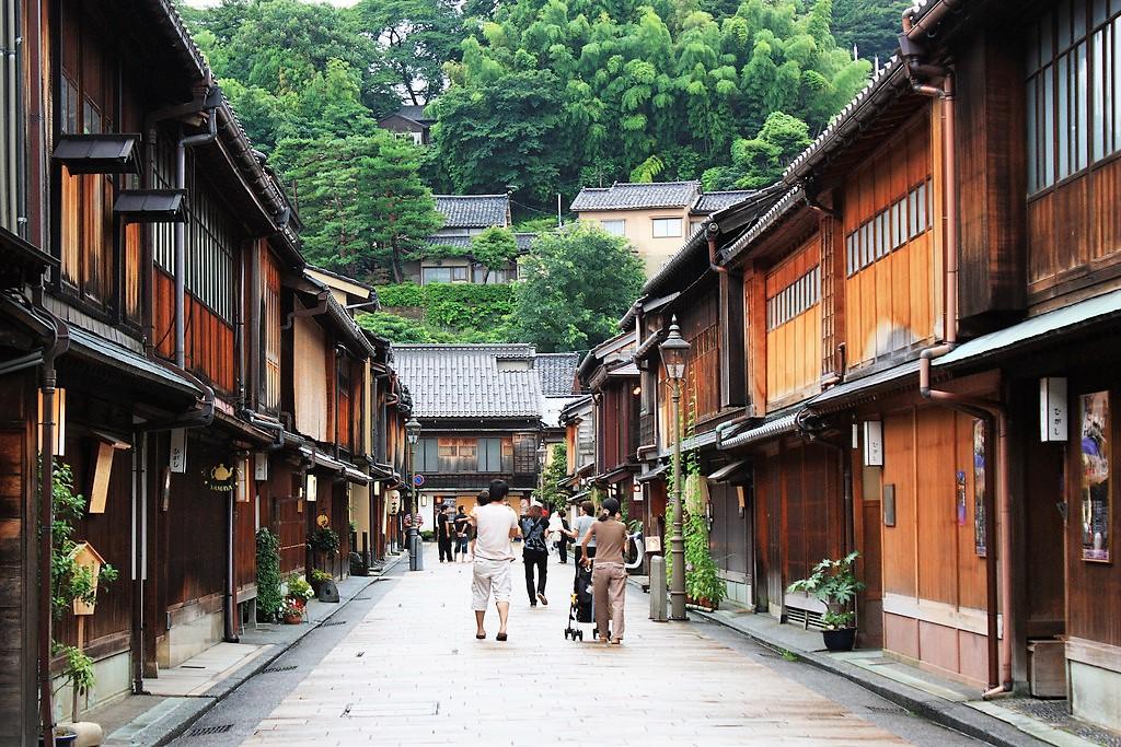 Kanazawa, Japon