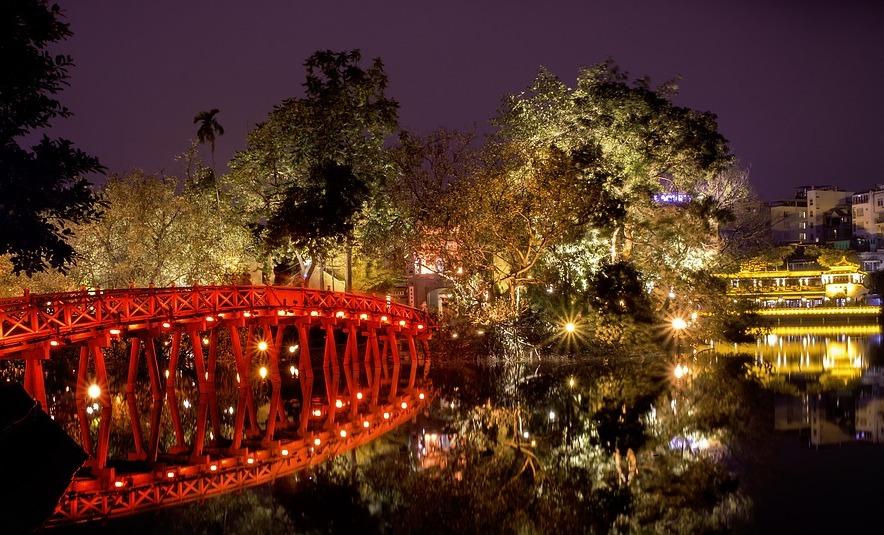 Lac Hanoi Vietnam