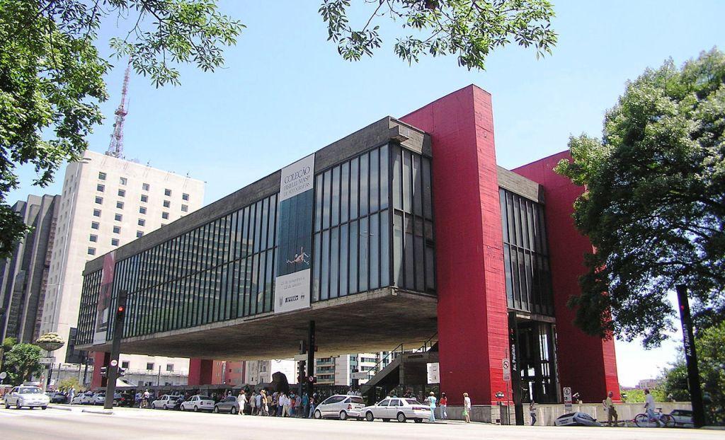 Musée des beaux arts Sao Paulo