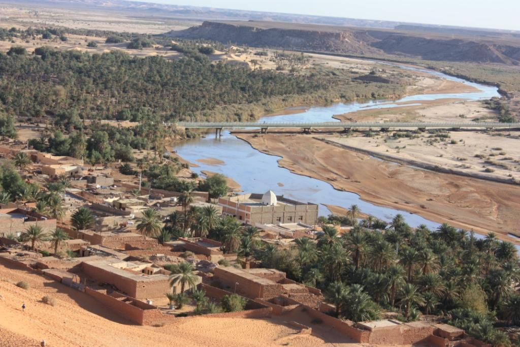 Oasis Béni-Abbés_Oued_saoura