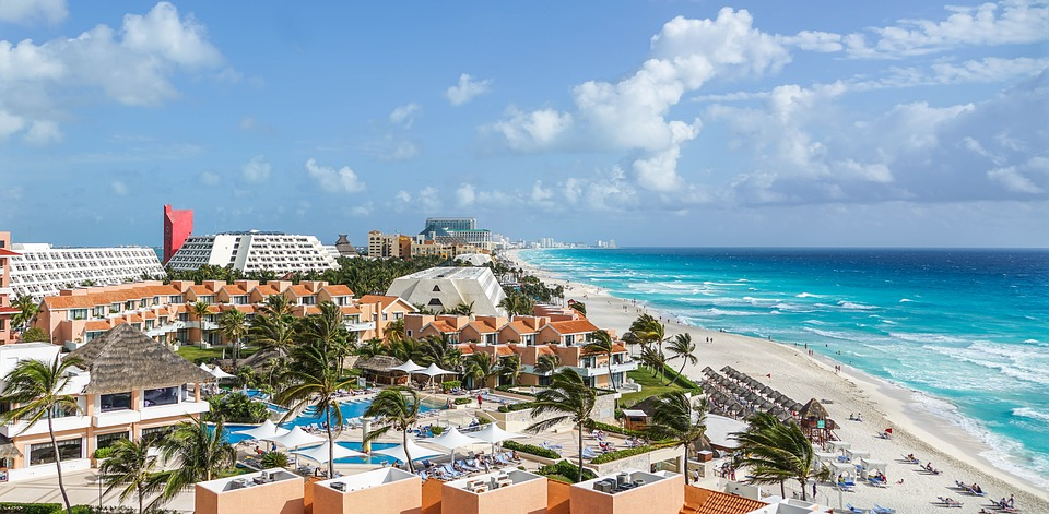 Plage mexique cancun