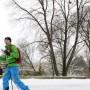 Ski de fond a Central Park