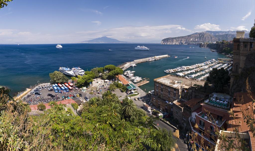 Sorrente, Naples, Italie
