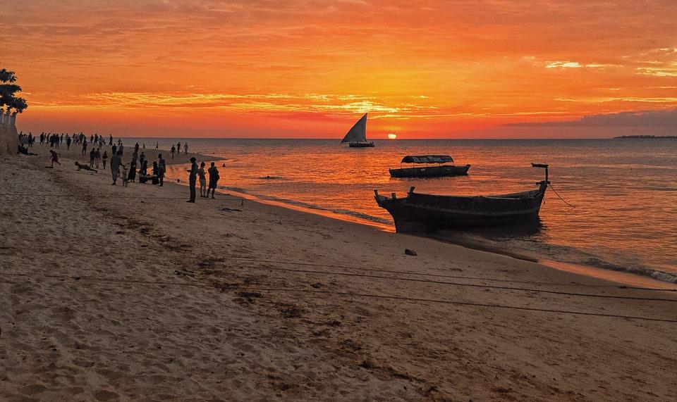 archipel de la Tanzanie