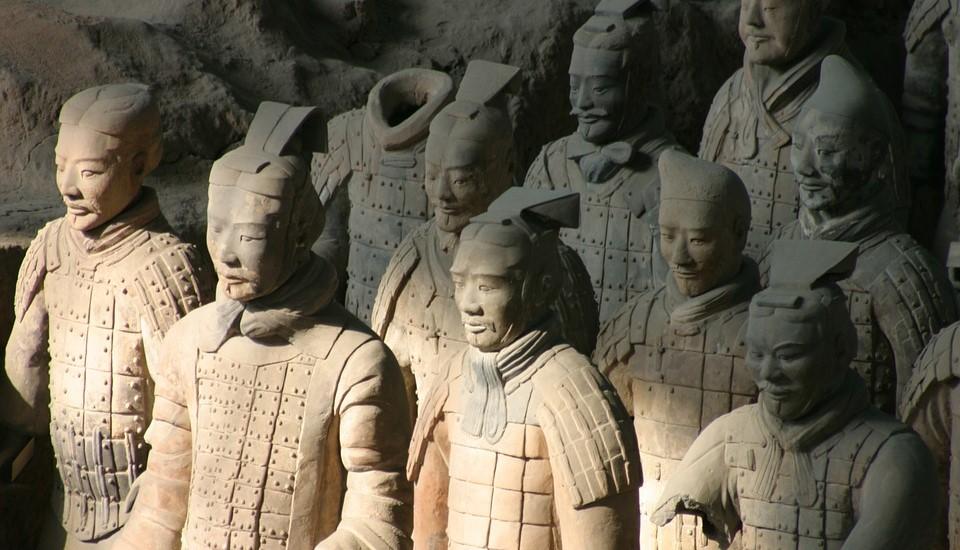 armée de terre cuite de Xi'an