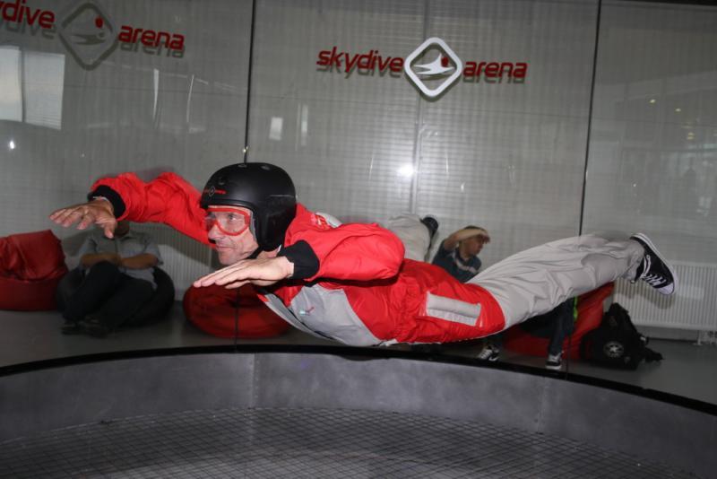 parachutisme d'interieur rosendaal