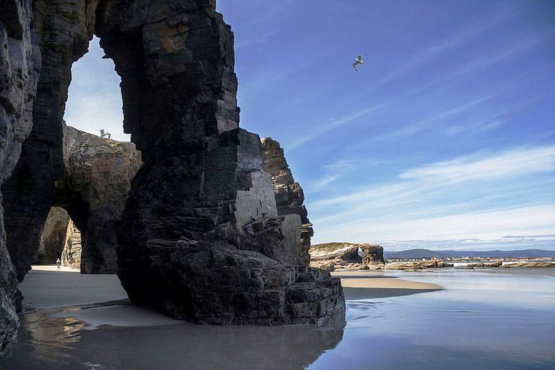 playa de las Catedrales