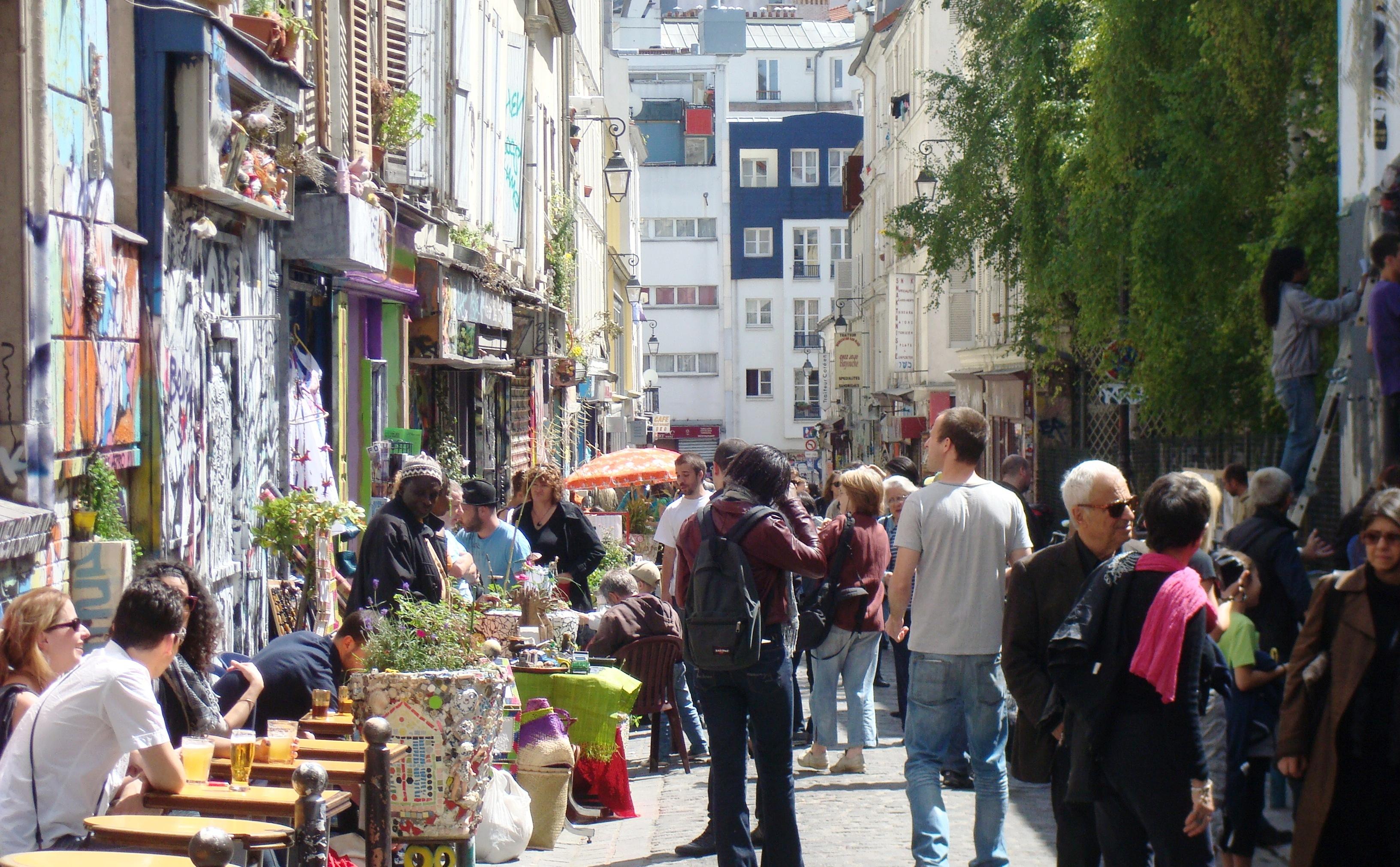 Quartiers Populaires Paris